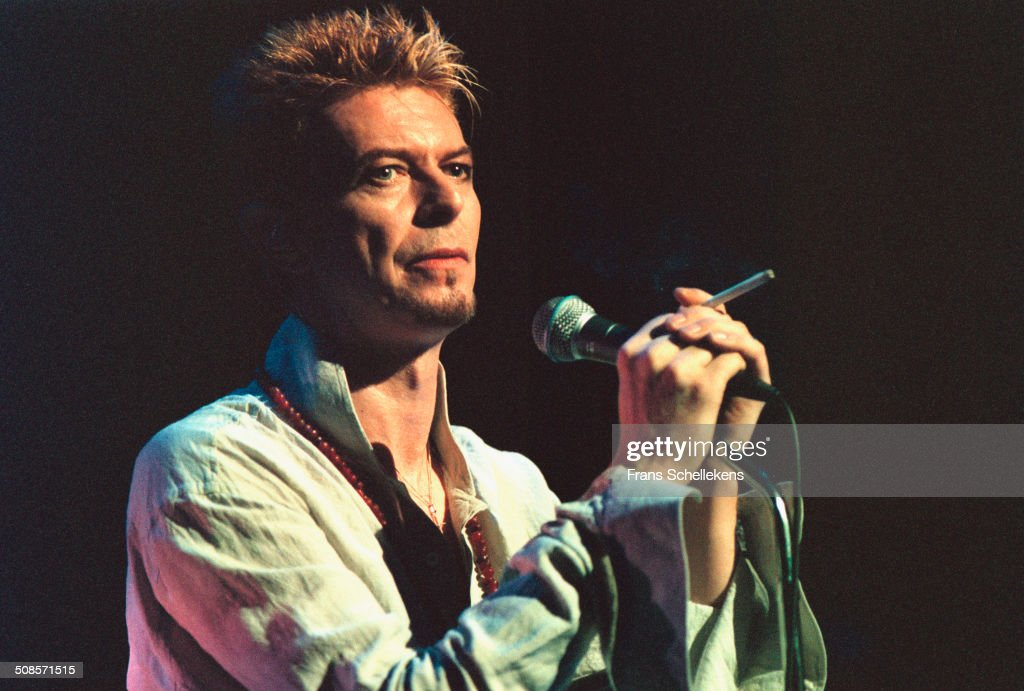 David Bowie 1997 : News Photo
