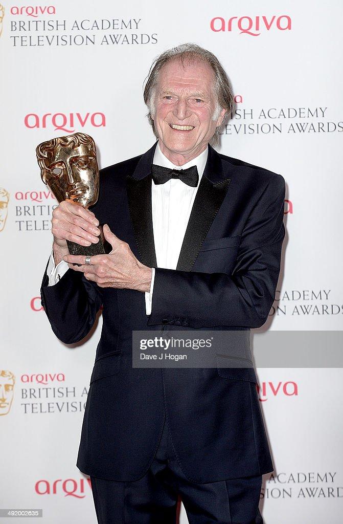 Arqiva British Academy Television Awards - Press Room : News Photo