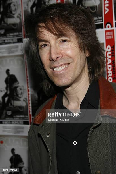 David Brighton during Quadrophenia Musical Theatre Performance at The Avalon in Hollywood California United States