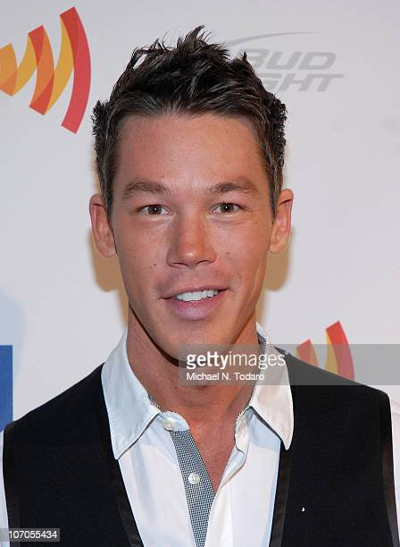 David Bromstad attends the 9th Annual GLAAD OUTAuction at the Metropolitan Pavilion on November 21 2010 in New York City