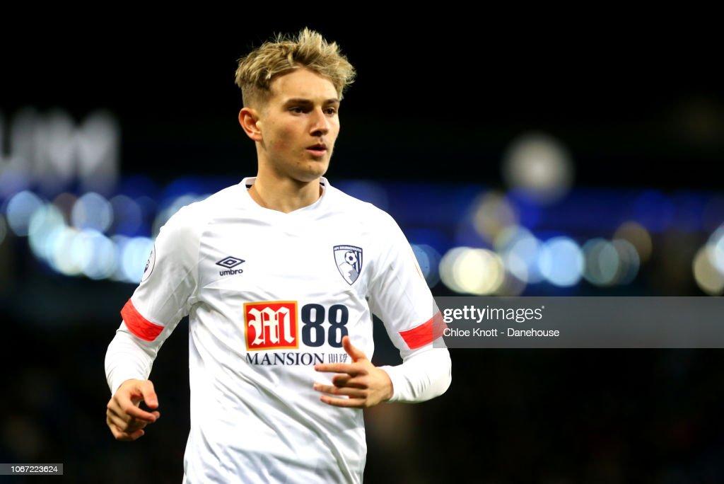 Manchester City FC v AFC Bournemouth - Premier League : News Photo