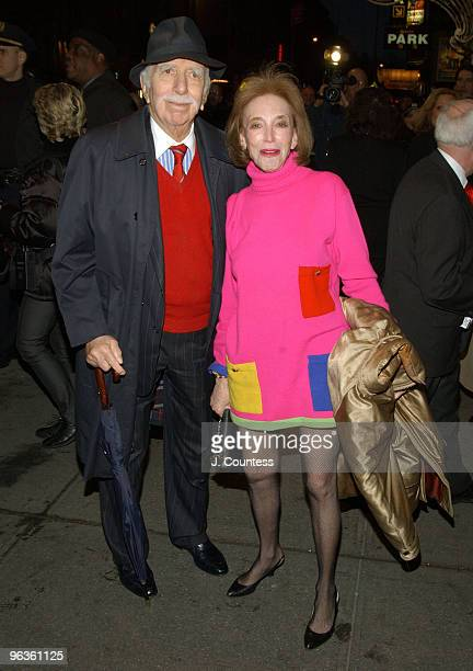David Brown and wife Helen Gurley Brown