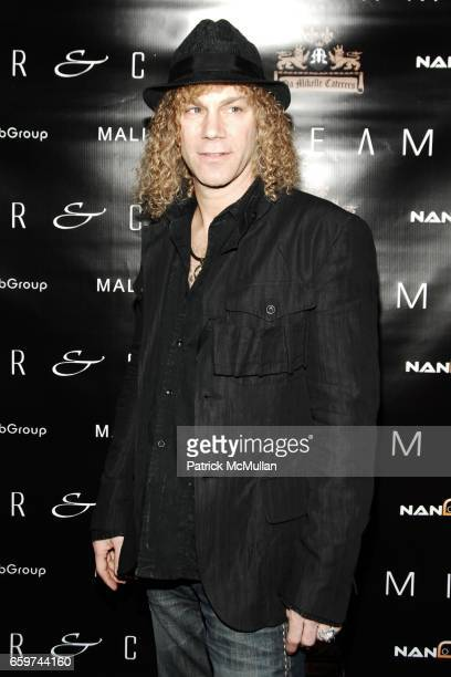 David Bryan attends REAMIR CO Launch Party for their new SIGNITURE PRODUCTS Performance by MICHAEL IMPERIOLI LA DOLCE VITA at Touch on March 31 2009...