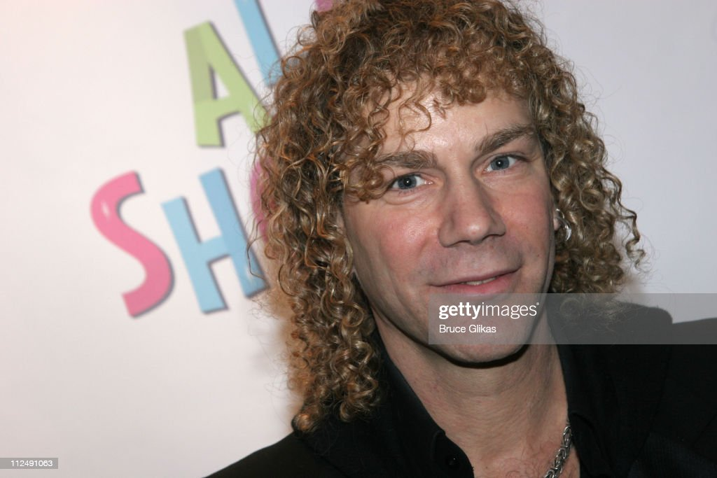 David Bryan during 'All Shook Up' Opening Night on Broadway at The Palace Theater in New York City, New York, United States.