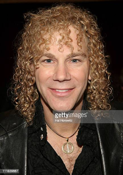 David Bryan during Sixth Annual Gala Benefit for Only Make Believe at The Hudson Theatre in New York City New York United States