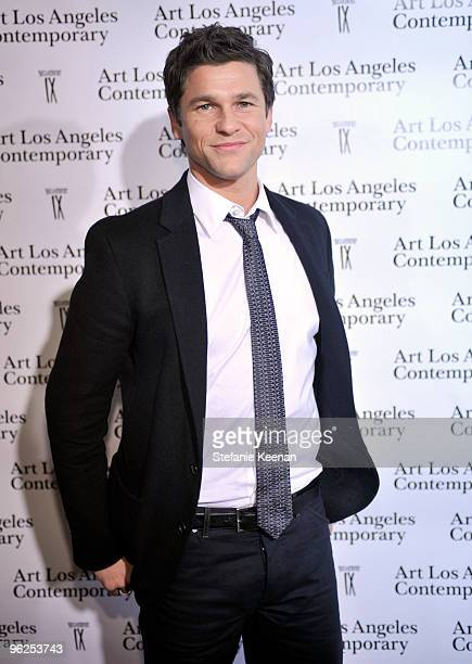 David Burtka appears at ALAC Opening Night at Pacific Design Center on January 28 2010 in West Hollywood California