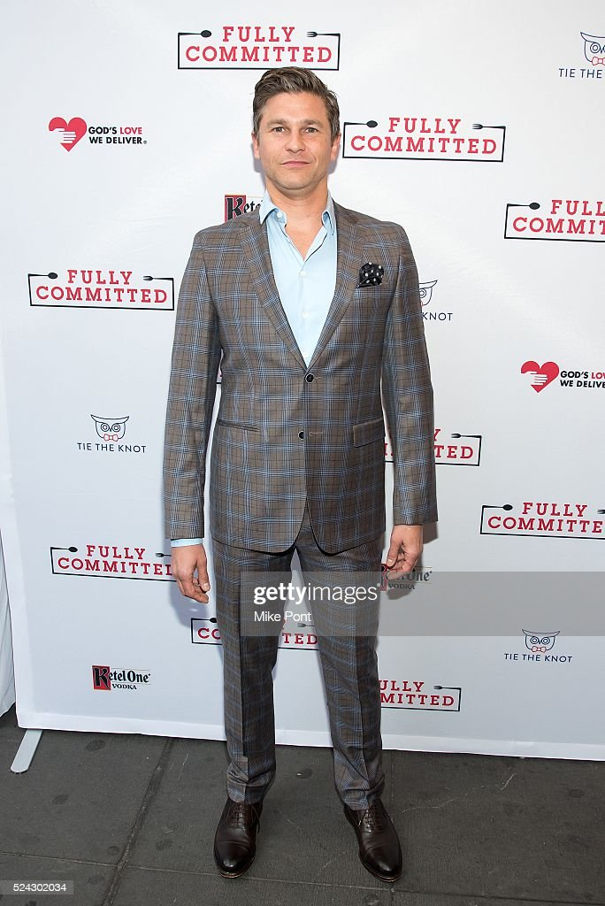 """Fully Committed"" Broadway Opening Night - Arrivals & Curtain Call"