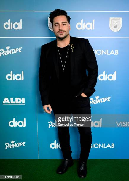 David Bustamante attends during 'Vive Dial' Madrid photocall 2019 on September 06 2019 in Madrid Spain