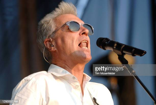 David Byrne performs during the Austin City Limits Music Festival at Zilker Park on September 26, 2008 in Austin, Texas.