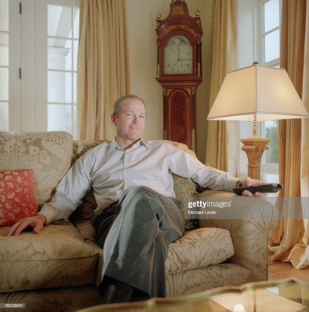 David Calhoun : News Photo