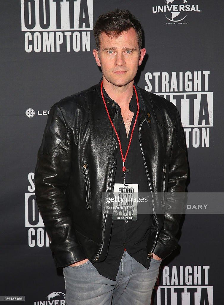 Straight Outta Compton Australian Premiere - Arrivals