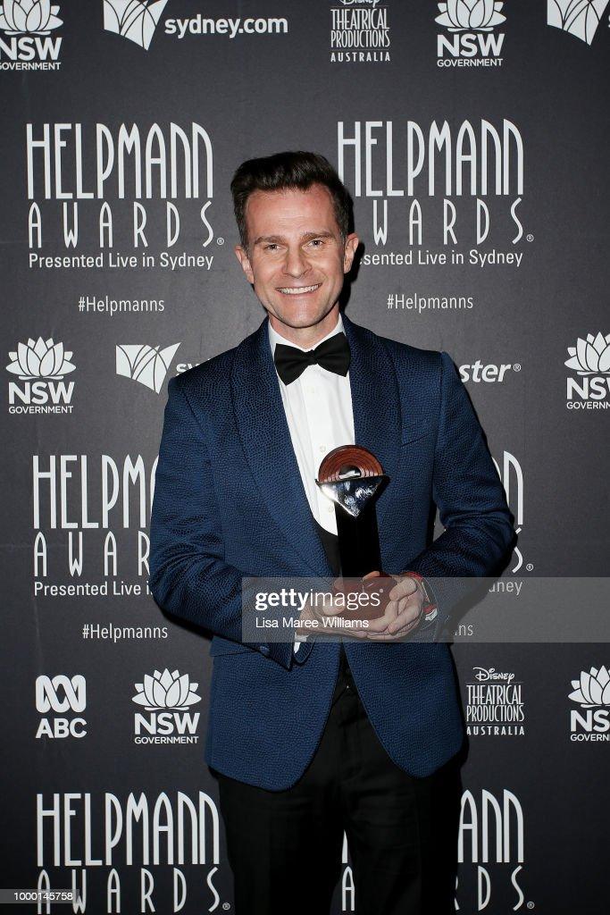 18th Annual Helpmann Awards - Media Room
