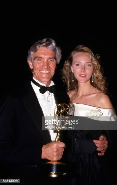 David Canary Ellen Wheeler attend 15th Annual Daytime Emmy Awards on June 19 at the WaldorfAstoria Hotel