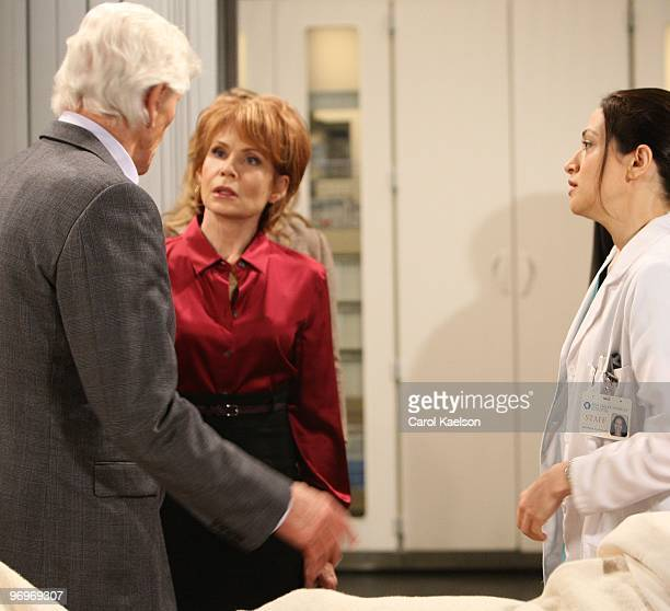David Canary , Julia Barr , Roxanna Hope , Adam Mayfield and Jacob Young in a scene that airs the week of March 1, 2010 on Walt Disney Television via...