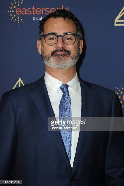 David Caparelliotis attends the 40th Annual Media Access Awards In Partnership With Easterseals at The Beverly Hilton Hotel on November 14 2019 in...