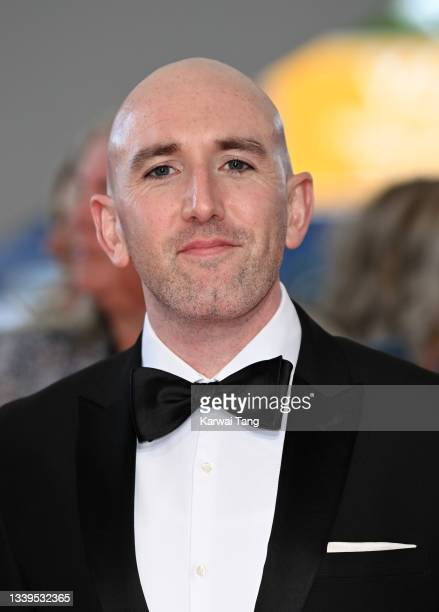 David Carlyle attends the National Television Awards 2021 at The O2 Arena on September 09, 2021 in London, England.
