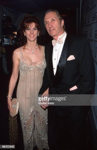 David Carradine and wife Marina Anderson-Carradine