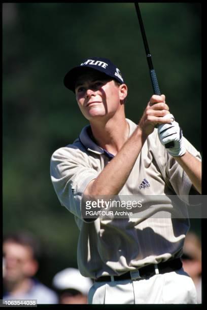David Carter 1998 NEC World Series of Golf Photo by Chris Condon/PGA TOUR Archive