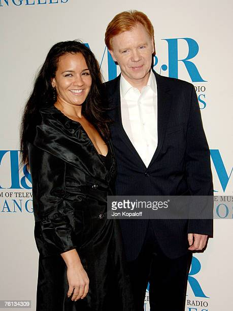 David Caruso and Liza Marquez