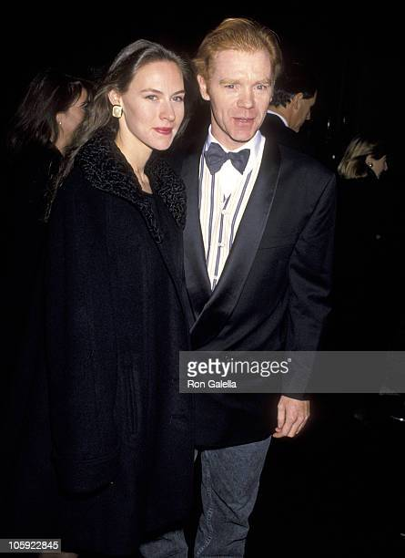 David Caruso and Margaret Buckley during 5th Annual Fire and Ice Ball to Benefit Revlon UCLA Women Cancer Center at 20th Century Fox Studios in...