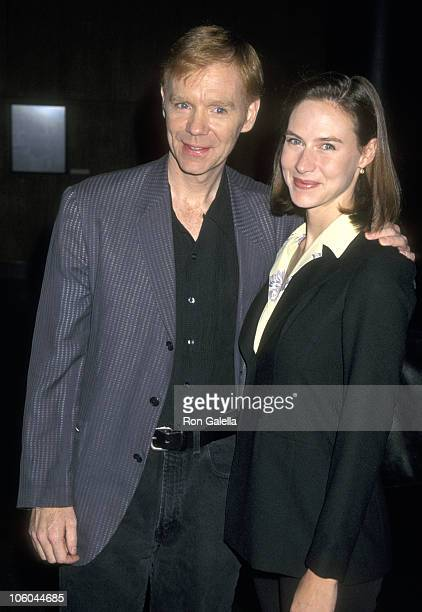 David Caruso and Margaret Buckley during Gala Benefit Bash for Bay Street July 10 1993 at Sag Harbor in Long Island New York United States