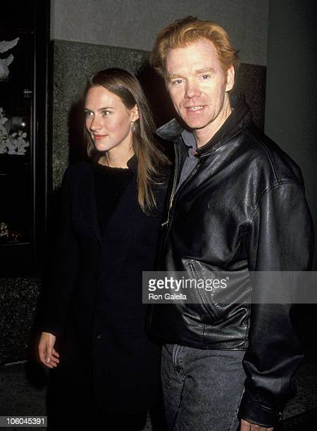 David Caruso and Margaret Buckley during Miracle on 34th Street New York Premiere at Radio City Music Hall in New York City New York United States