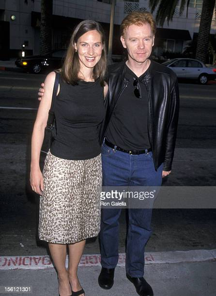 David Caruso and Margaret Buckley during 'Steal This Movie' Santa Monica Premiere at Laemmle Monica in Santa Monica California United States