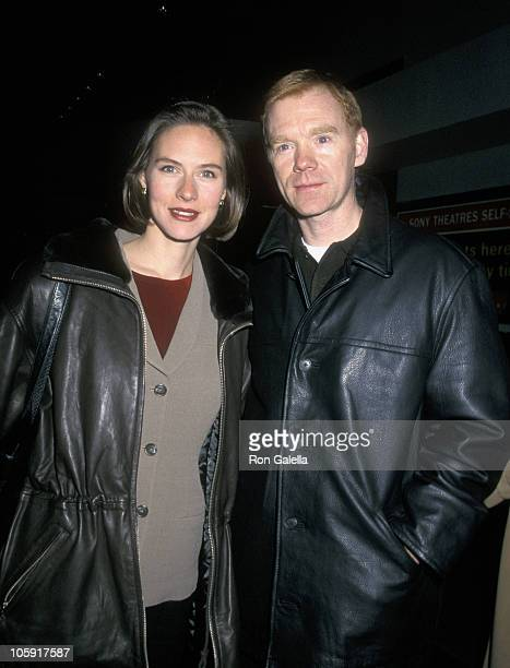 David Caruso and Margaret Buckley during TNT's The Hunchback New York City Premiere at Sony Lincoln Square Theater in New York City New York United...
