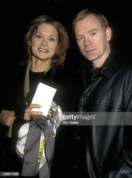 David Caruso and sister Joyce Caruso during TNT's 'The Hunchback' New York City Premiere at Sony Lincoln Square Theater in New York City New York...
