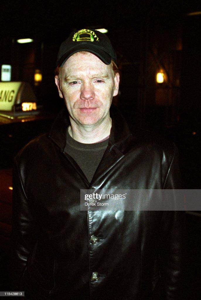 Celebrity sightings at the Rihga Royal Hotel - May 14, 2002