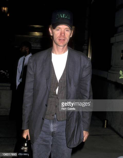 David Caruso during David Caruso Sighting at the St Regis Hotel October 9 1995 at St Regis Hotel in New York City New York United States