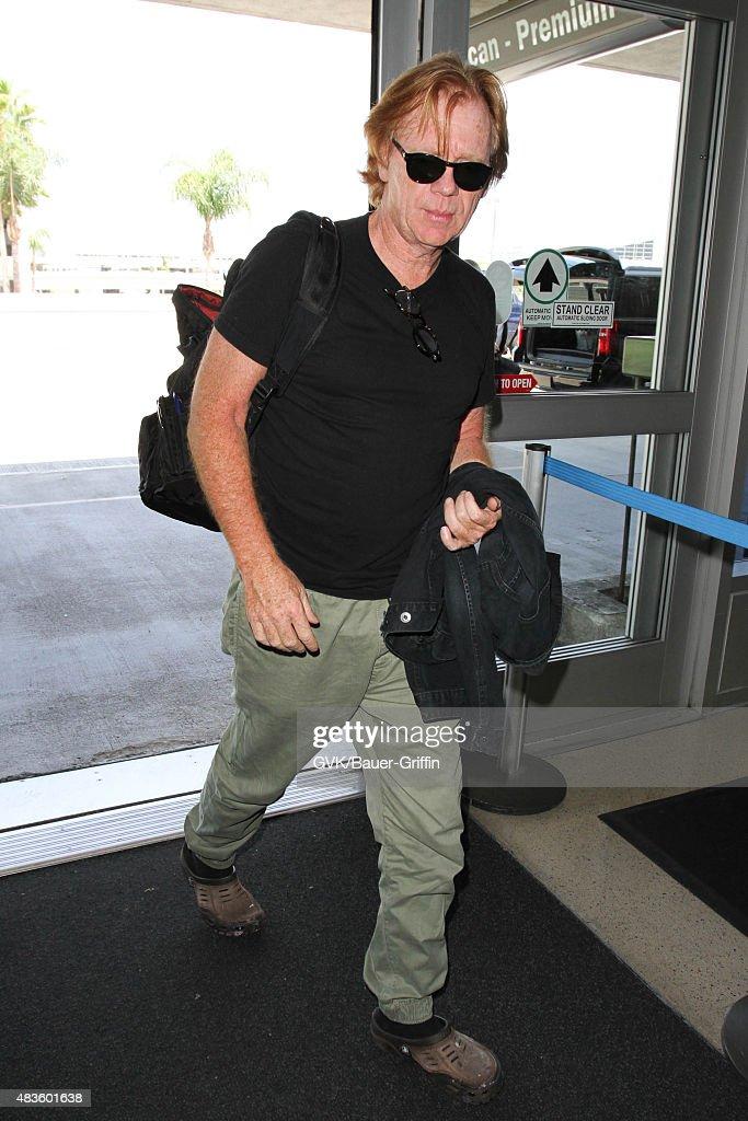 Celebrity Sightings In Los Angeles - August 10, 2015