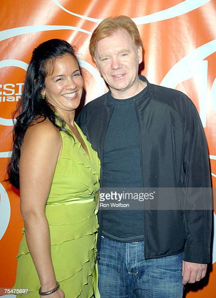 David Caruso Liza Marquez at the Pacific Coast Highway in Malibu California