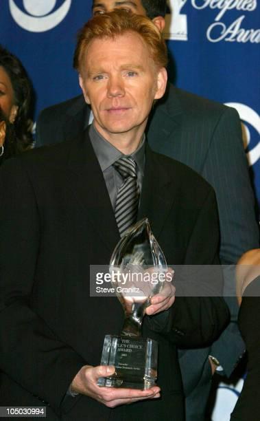 David Caruso of 'CSI Miami' winner of Favorite New Television Dramatic Series