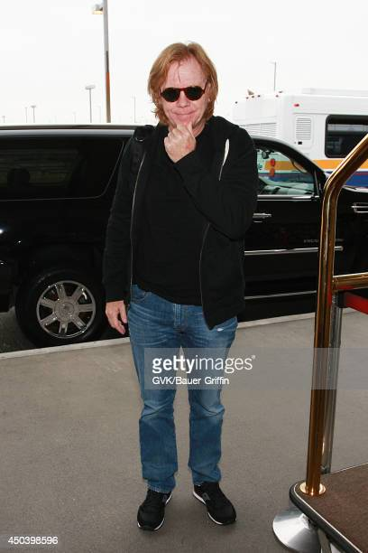 David Caruso seen at LAX on June 10 2014 in Los Angeles California