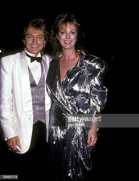 David Cassidy and wife MerylAnn Tanz