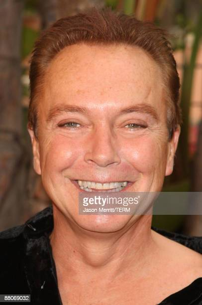 David Cassidy arrives at the 13th annual Families Matter benefit celebration on May 29, 2009 in Beverly Hills, California.