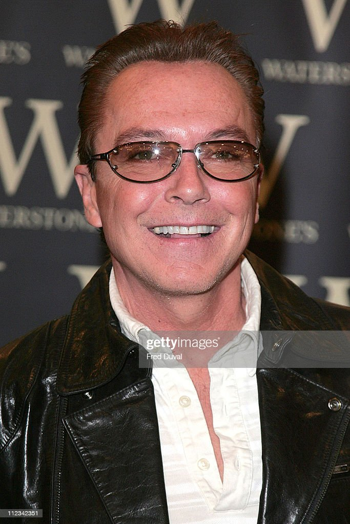 "David Cassidy Promotes his Autobiograpy ""David Cassidy - Could It Be Forever?"
