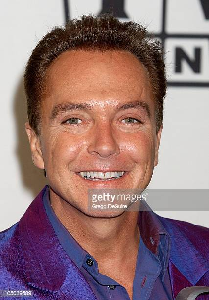 David Cassidy during TV Land Awards: A Celebration of Classic TV - Press Room at Hollywood Palladium in Hollywood, California, United States.