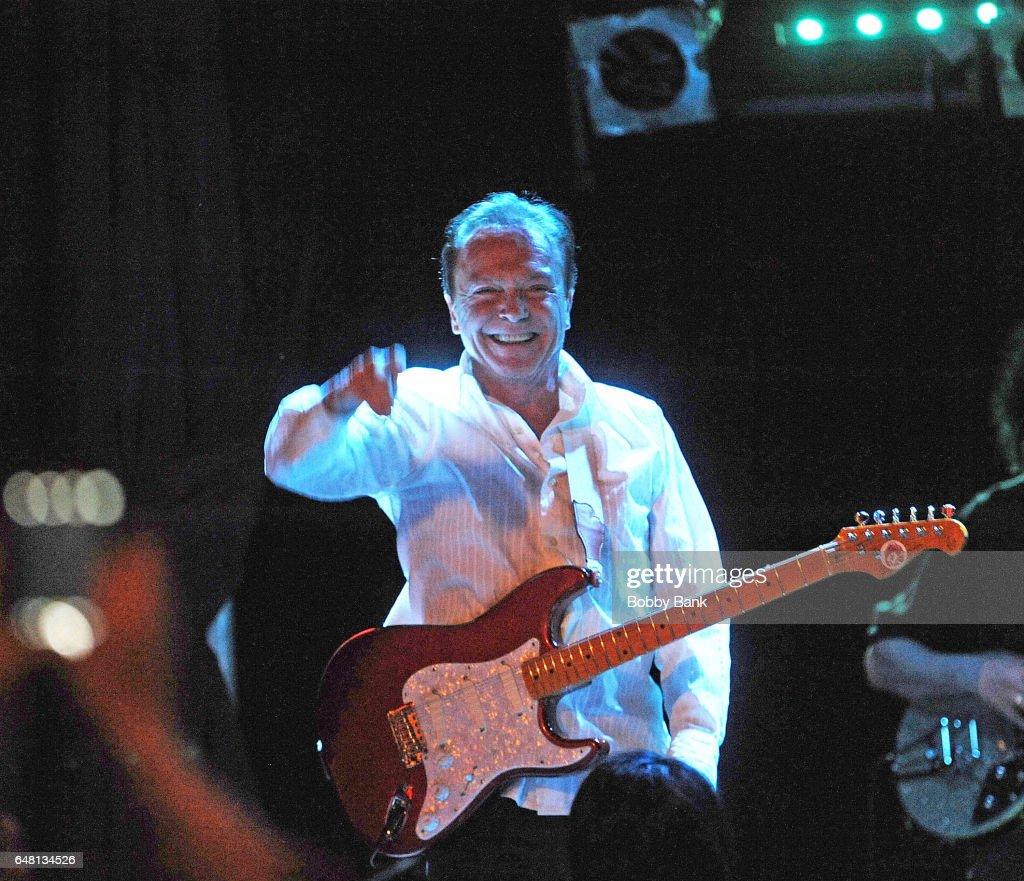 David Cassidy In Final Concert - New York, NY : News Photo