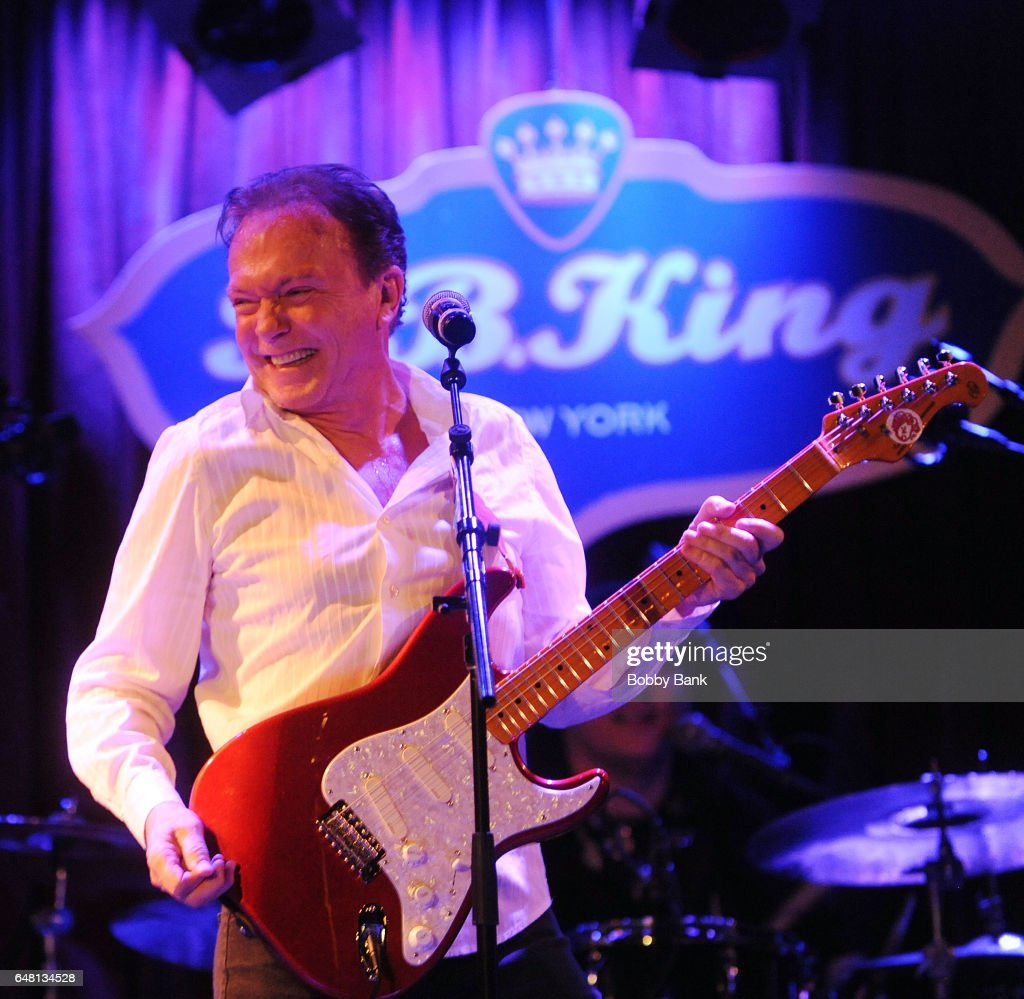 David Cassidy In Final Concert - New York, NY : News Photo