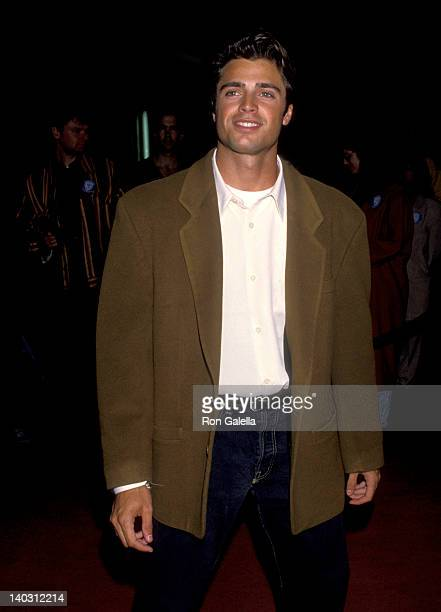 David Charvet at the Premiere of 'House of the Spirits' Cineplex Odeon Cinemas Century City