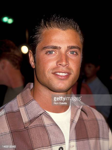 David Charvet at the Premiere of 'The Scout' Mann Village Theatre Westwood