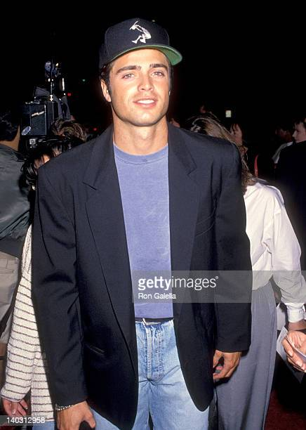 David Charvet at the Premiere of 'Threesome' Academy Theatre Beverly Hills