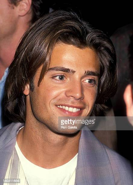 David Charvet at the Special Screening of an Episode of 'Baywatch' Entitled 'Shattered' Academy of Television Arts Sciences North Hollywood