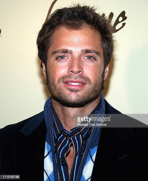 David Charvet during 2005 Spike TV Video Game Awards Party Hosted by FHM and SpikeTV Arrivals at Basque in Hollywood California United States