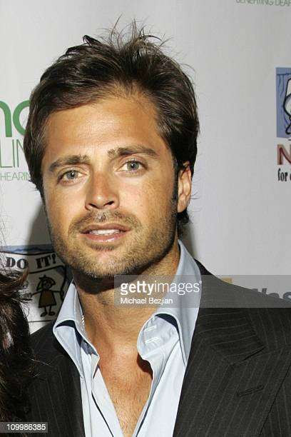 David Charvet during Harmony with No Limits Premiere Gala Presented by Washington Mutual - April 21 2006 at Skirball Cultural Center in Los Angeles,...