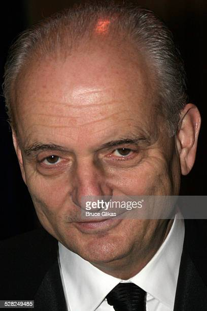 David Chase during Opening Night After Party for Jersey Boys on Broadway at The August Wilson Theater and The Marriott Marquis Ballroom in New York...