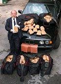 POLICE Heroin seizure