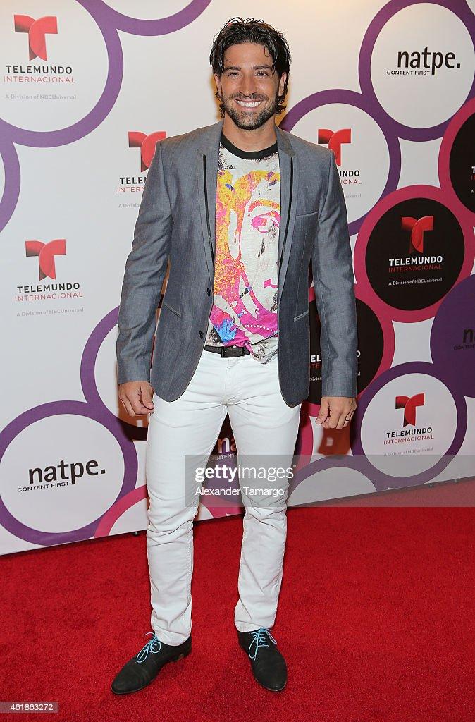 NATPE 2015 - Telemundo International Red Carpet Event